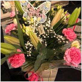 Pink Mixed BQ (Florist Choice)