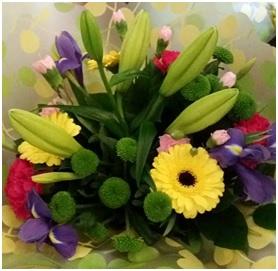 Bright Mixed Bunch (Florist Choice)