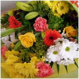 Bright Bouquet (Florist Choice)