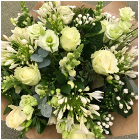 White Symphony (Florist Choice)