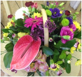 Large Florist Choice Basket
