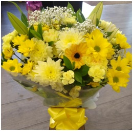 Yellow Bouquet (Florist Choice)