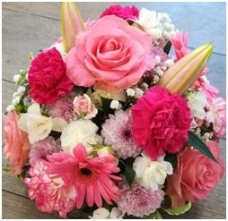 Large Oasis Posy Arrangement (Florist Choice)