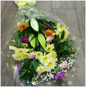 Funeral Work (Contact Florist for Prices)