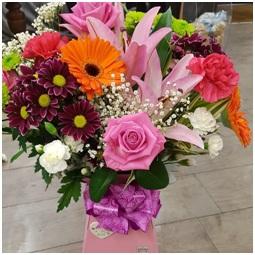 Vibrant Traditional Mixed HT (Florist Choice)