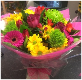 Vibrant Colours (Florist Choice)