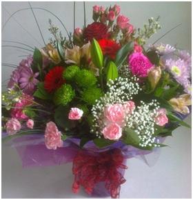 Aqua Box (Florist Choice)