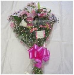 Flat Bouquet (Florist Choice)