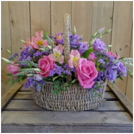 Seasonal Basket (Florist Choice)