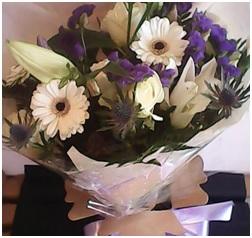 Mixed Hand Tied Bouquet (Florist Choice)