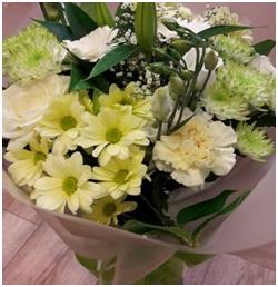 Florist Choice Flat Bouquet