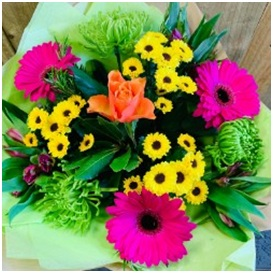 Florist Choice Bouquet (Bright Mix)