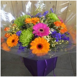 Bright Mixed Bouquet (Florist Choice)