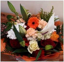 Autumn Colours (Florist Choice)