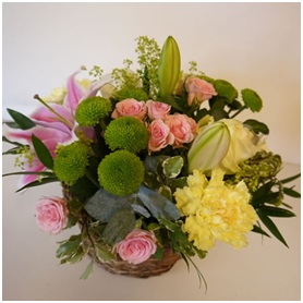 All Round Arrangement (Florist Choice)