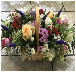 Mixed Hand Tied in a Box