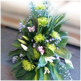 Mixed Flower Arrangement (Florist Choice)
