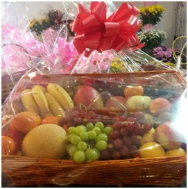 Fruit Basket (Florist Choice)
