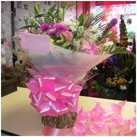 Aqua Bouquet (Florist Choice)