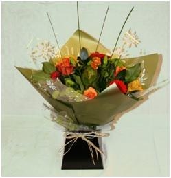 Modern Hand Tied Bouquet (Florist Choice)