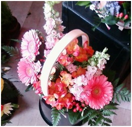 Mixed Basket (Florist Choice)