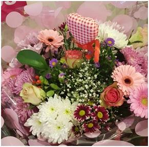 Soft Mixed Bouquet (Seasonal, Florist Choice)