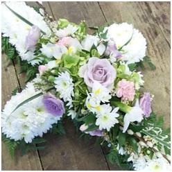 Funeral Cross (Contact Florist to Discuss)