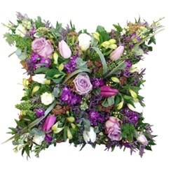 Funeral Cushion (Contact Florist to Discuss)
