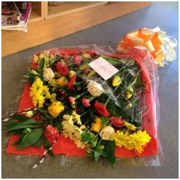 Florist Choice Traditional Bouquet