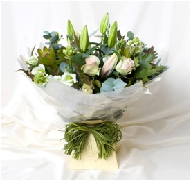 Aqua Bouquet (Florist Choice)