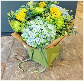 Summer Mixed BQ (Florist Choice)