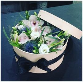 Hat Box Mix (Florist Choice)