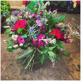 Tied Bunch (Florist Choice)
