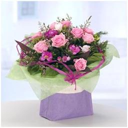 Rose and Freesia Fantasy (Florist Choice)
