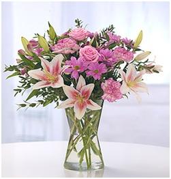 Soft Bouquet (No Vase, Florist Choice)