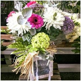 Vintage Garden BQ (Florist Choice)