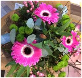 Florist Choice Aqua