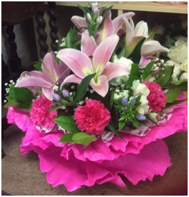 Pink Mix (Florist Choice)