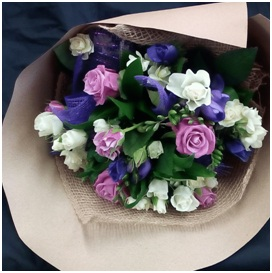Vintage Posy (From $67.50)