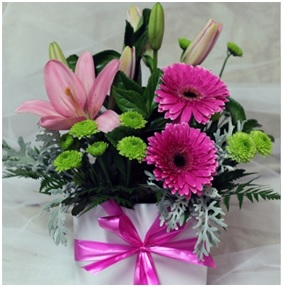 Gerbera & Lillies Mix