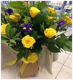 Seasonal Bunch (Florist Choice)