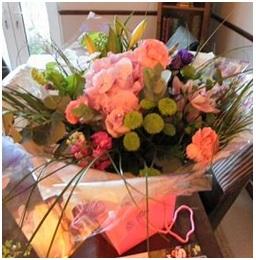 Pink Mix (Florist Choice)
