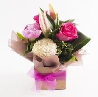 Fresh flower arrangments