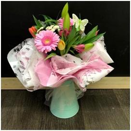 Seasonal Jug Arrangement (Florist Choice)