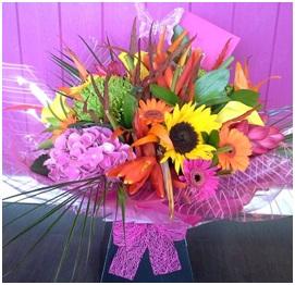 Tropical Bouquet (FC, Needs a Few Days Notice...)