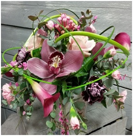 Contemporary Arrangement (Florist Choice)