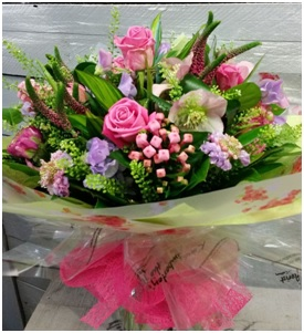 Pink and Purple (Florist Choice)