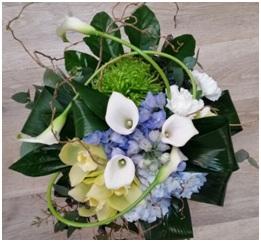 Blue Aqua (Florist Choice)
