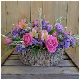 Mixed Basket (Florist Choice, Basket will vary...)