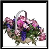 Mixed Florist Choice Basket